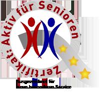 Zertifikat Aktiv für Senioren